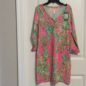 New Lilly Pulitzer Sz S Palmetto Dress Southern